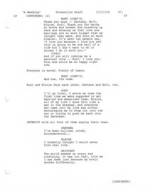 vows 3